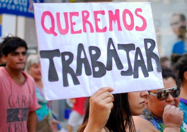 """Puerto Madryn: Aumenta el desempleo y siguen los despidos """"por goteo"""""""