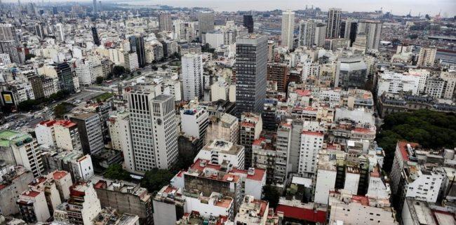 Una ciudad para los negocios inmobiliarios
