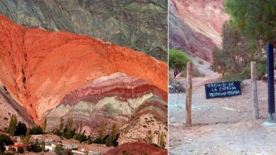 Jujuy: Camino desalambrado
