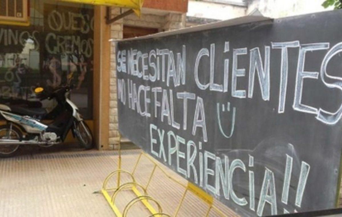 Venado Tuerto: Preocupa la fuerte baja de ventas y el constante cierre de locales comerciales