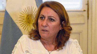 """Intendenta de Rosario: """"Es una decisión contra el deporte"""""""