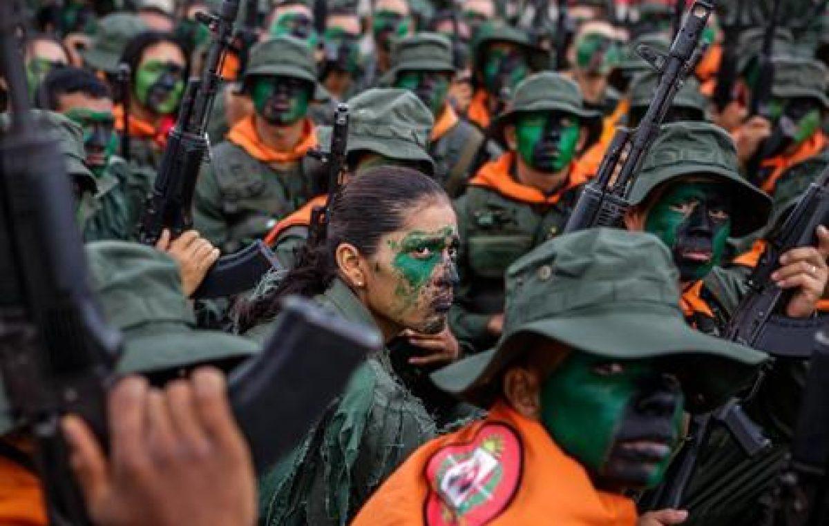 Brasil pendiente de los militares venezolanos