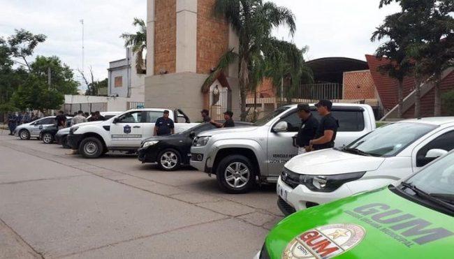 La guardia urbana municipal de Orán formará parte del servicio 911