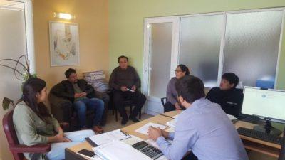 "Ejecutivo Municipal de Esquel se reunió con SOEME y ATE por ""cláusula gatillo"""