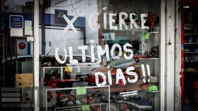 Preocupa a la Cámara de Comercio el cierre de locales en Metán