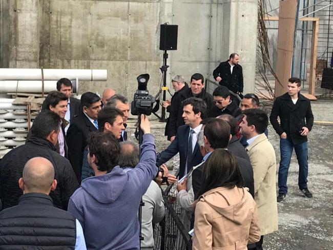 """""""Macri en Ushuaia es sinónimo de desempleo y cierre de fabricas"""""""