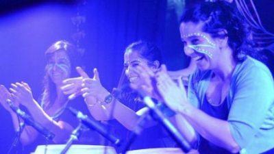 """Río Negro recibe el festival musical """"Mujeres a la Patagonia"""""""