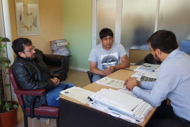 """""""Cláusula gatillo"""": Municipio de Esquel y gremios se volvieron a reunir pero no hubo acuerdo"""