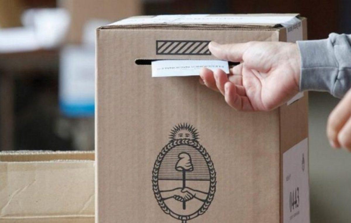 La Cámara Nacional Electoral, el primer obstáculo para que Vidal pueda desdoblar la elección