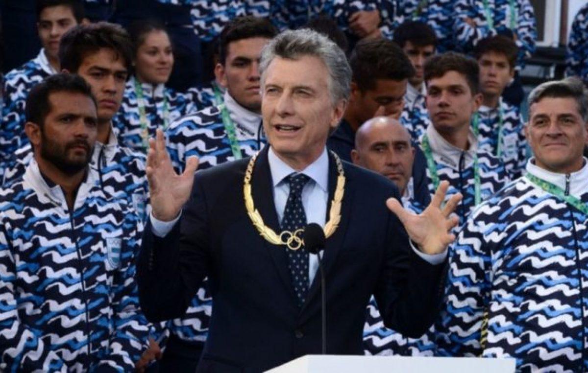 La letra chica del desguace de la Secretaría de Deportes que decretó Macri