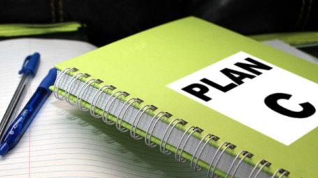Un plan C ahí, por favor