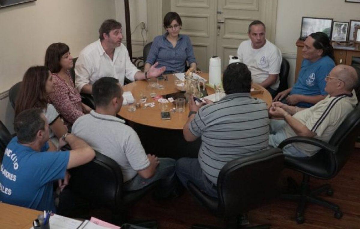 Municipales de Luján: los gremios ya piden la apertura de paritarias