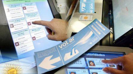 Voto electrónico, fraude y silencio