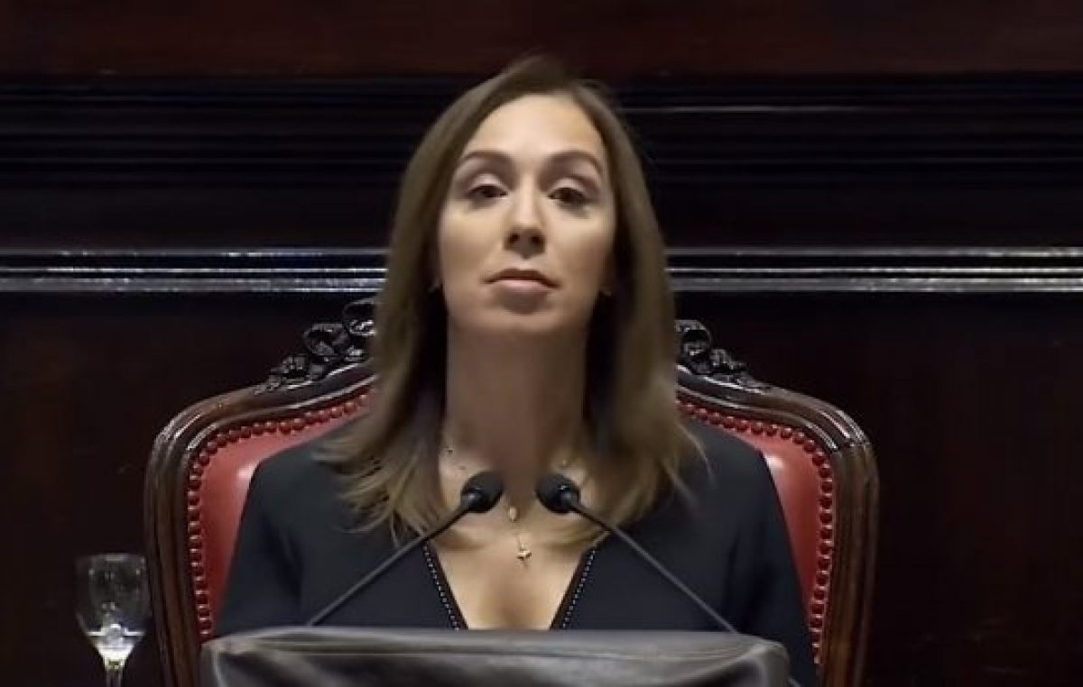 Vidal cedió ante Macri y acordó que no adelantará las elecciones en la Provincia