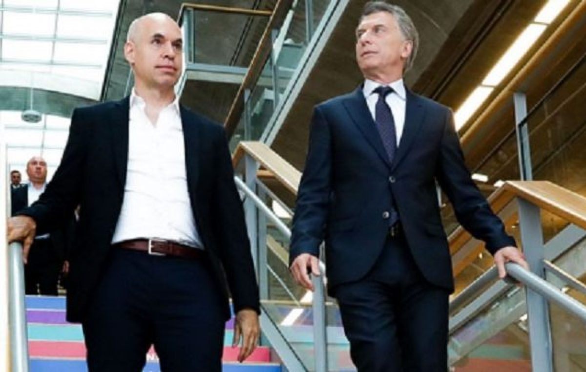 Elecciones porteñas: Macri y Larreta buscan definir una unificación de los comicios