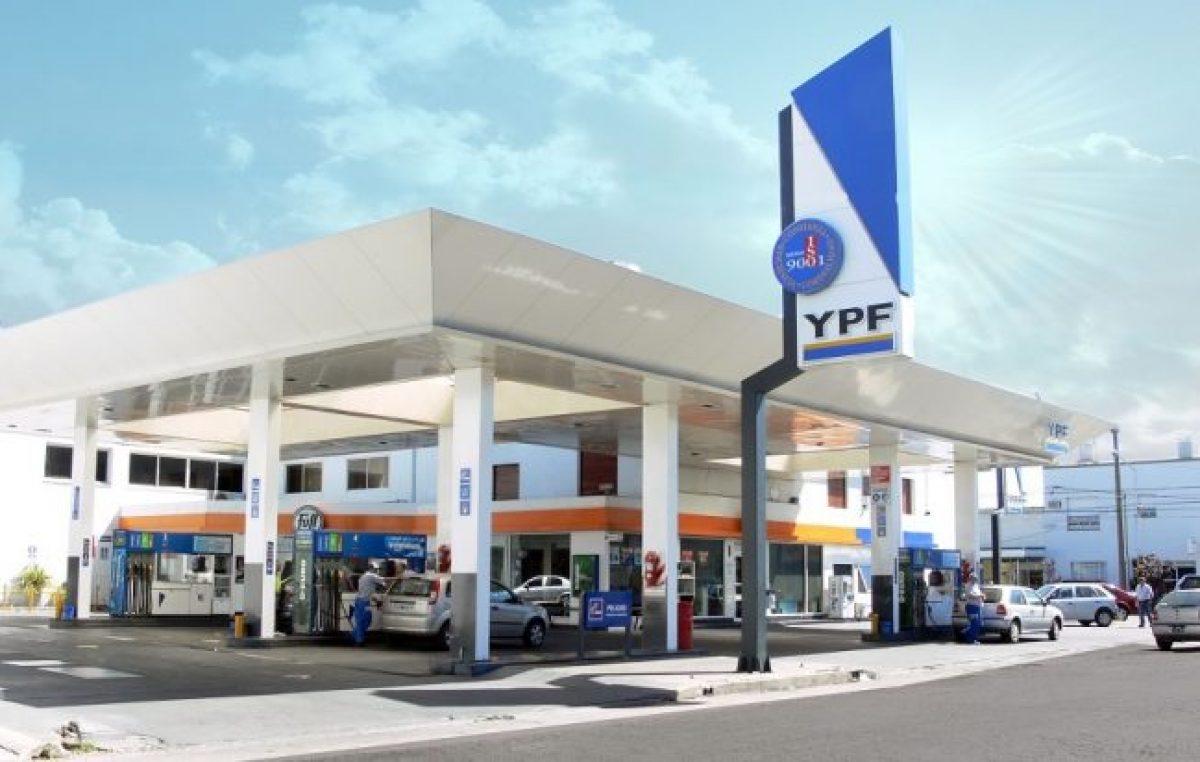 YPF vendió más de un centenar de estaciones de servicio a una empresa de EE.UU.