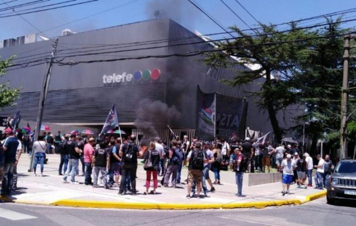 La CTA Autónoma se solidarizó con los despedidos de Telefé