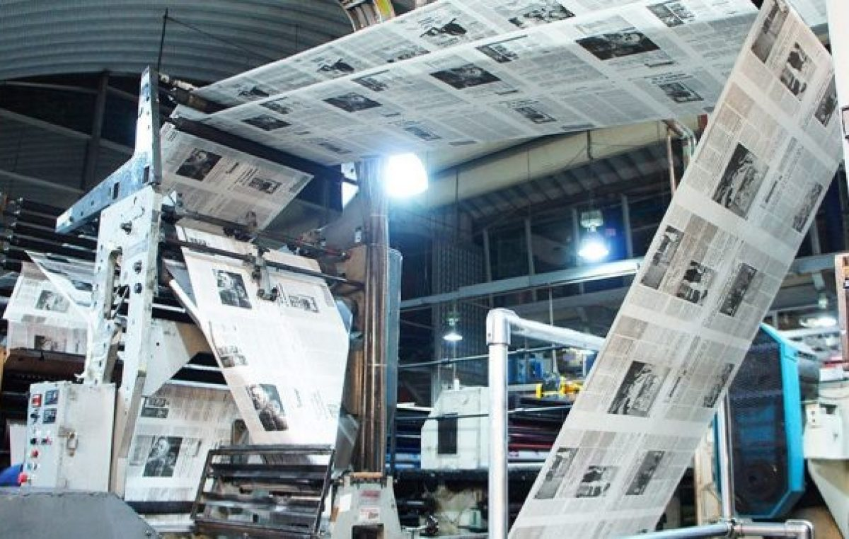 Más blindaje mediático para el Gobierno: promulgaron la ley de Papel Prensa