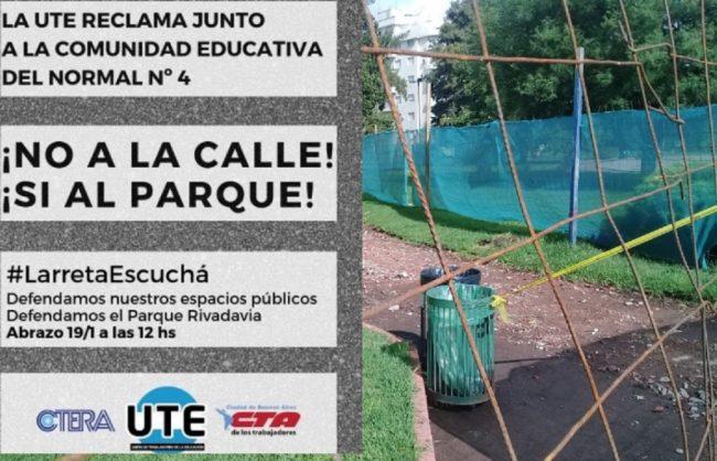 Arde Caballito: vecinos de la zona repudiaron a Rodríguez Larreta y a Soledad Acuña