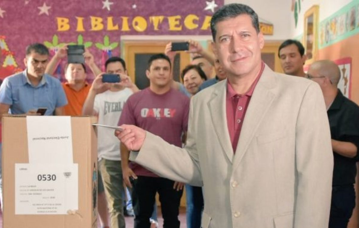 Consulta popular en La Rioja: Casas obtuvo el triunfo pero la participación fue muy baja