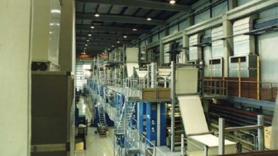 El diario La Nación cerró su planta impresora y echó a los trabajadores