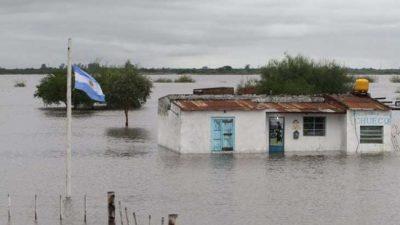 Cuatro provincias en emergencia