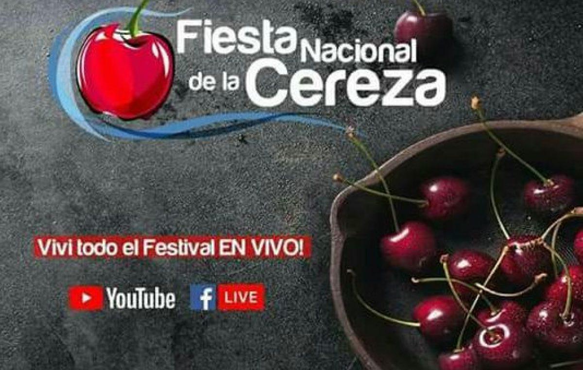 Fiesta Nacional de la Cereza,Los Antiguos