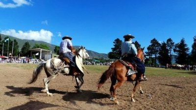 8va Fiesta Provincial de la Chuscha, Tafí del Valle