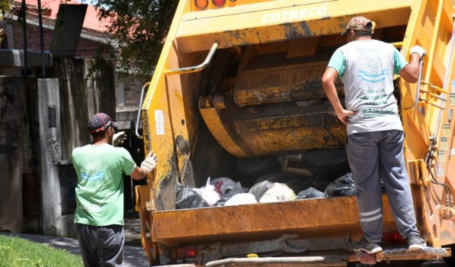 Río Cuarto: La higiene urbana crece entre los reclamos: el 58% cree que es un mal servicio