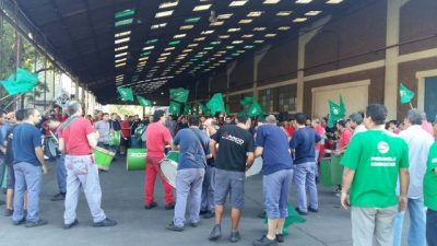 La emblemática fábrica Deutz cierra una de sus fábricas: 70 personas sin trabajo