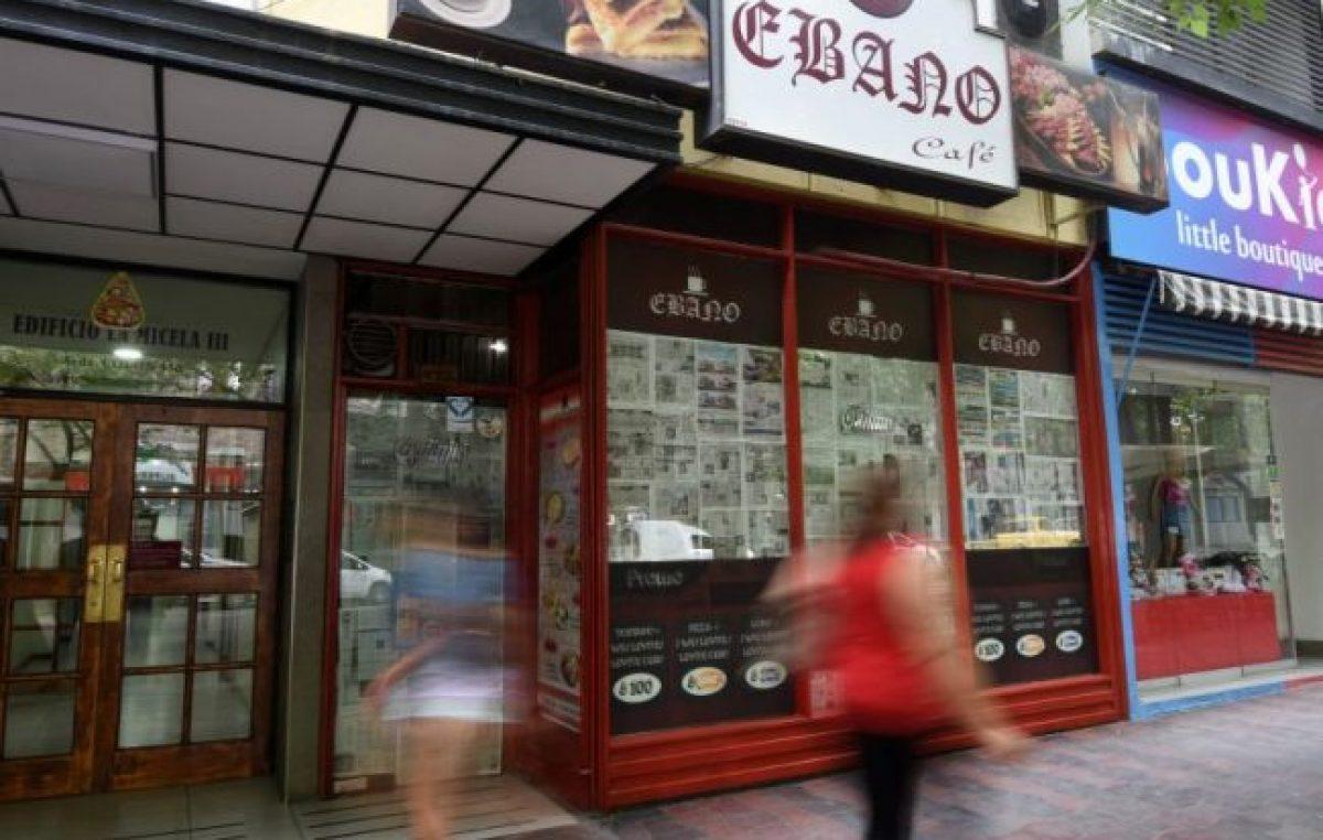 Crisis en Mendoza: tras más de medio siglo cerró el típico café de calle Colón