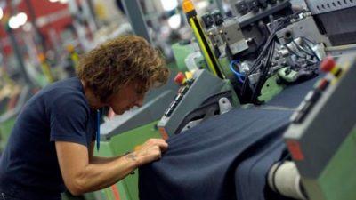 Debacle de la industria: El sector textil perdió 17 mil puestos de trabajo en tres años