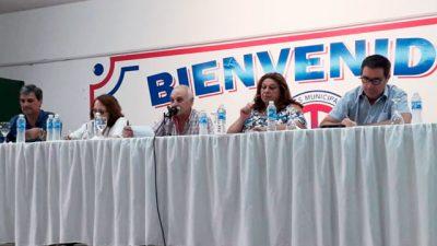 El conflicto entre los municipales y el gobierno continuará en febrero