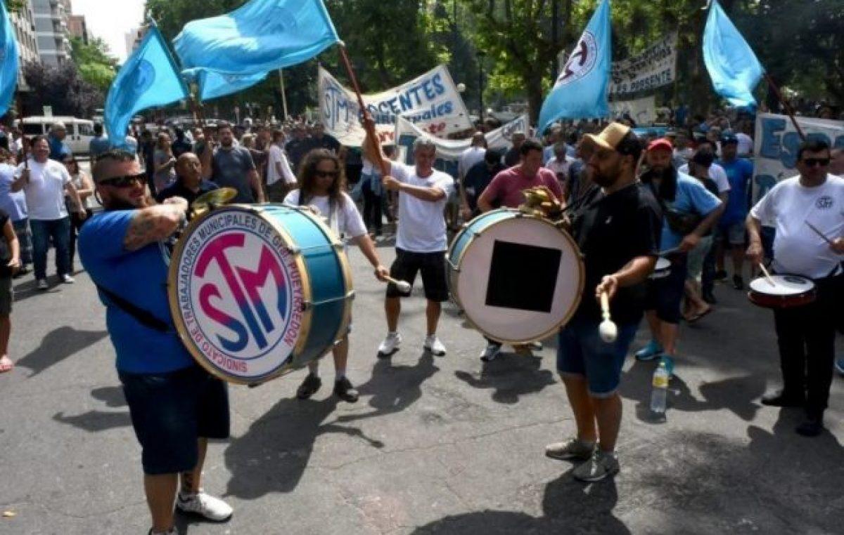 Principio de acuerdo con los municipales de Mar del Plata