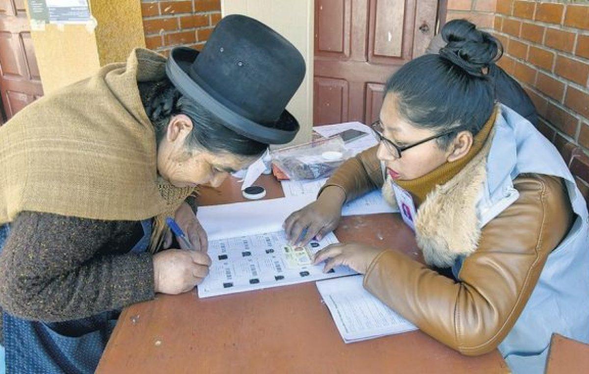 Bolivia: Rumbo al voto de octubre