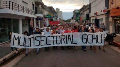 Gualeguaychú contra las subas de tarifas: «Nos empobrecen todos los días»