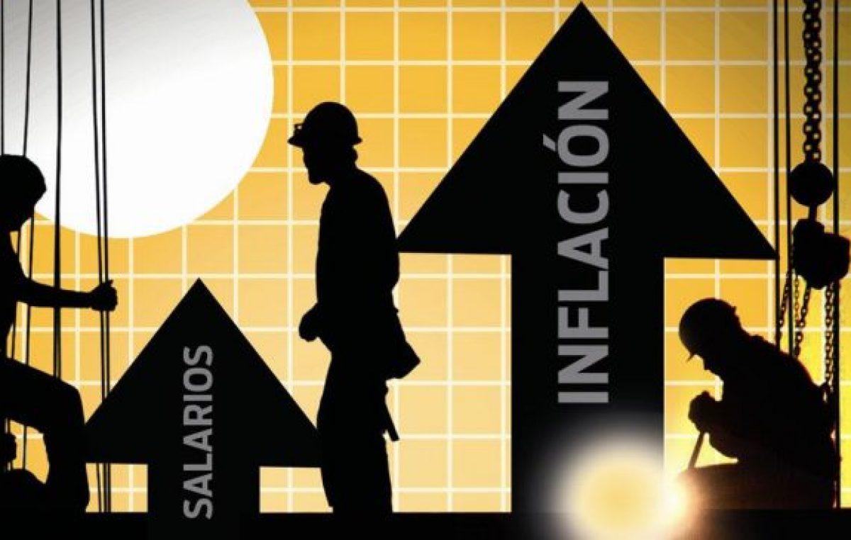 El salario se devaluó un 50% en tres años en el país
