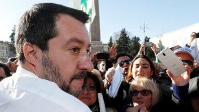 Hay una Italia que lucha por los migrantes