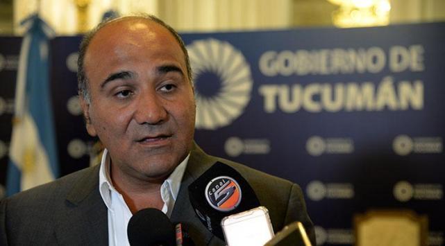 Tucumán: Un guiño a las aspiraciones de Manzur