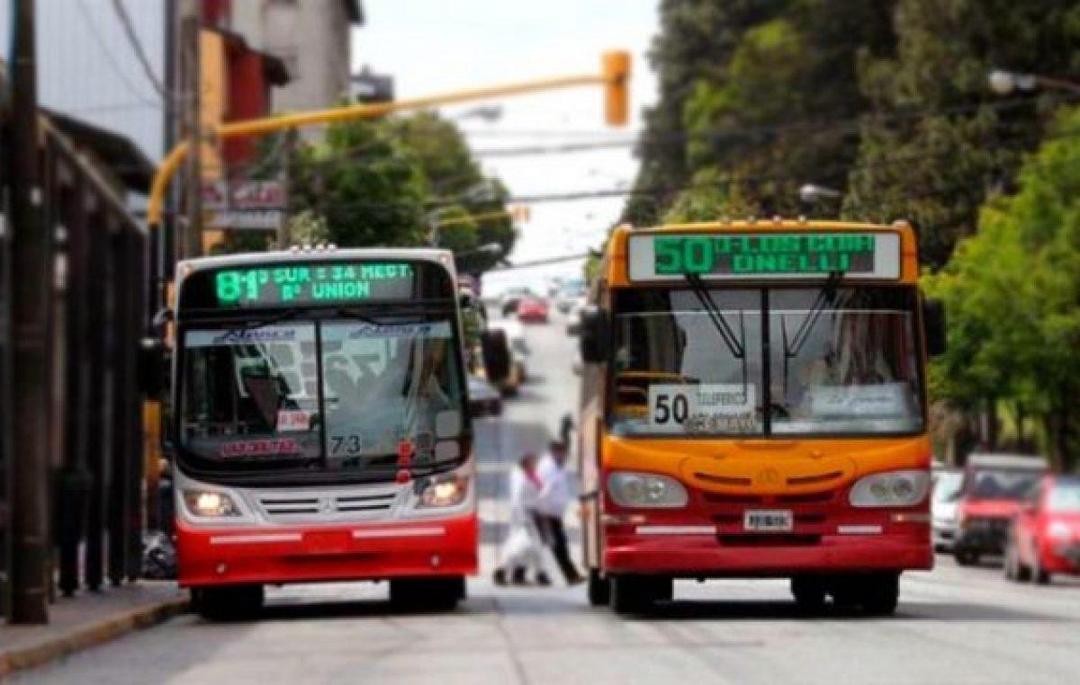 Bariloche: faltan $ 7.000.000 para garantizar el transporte