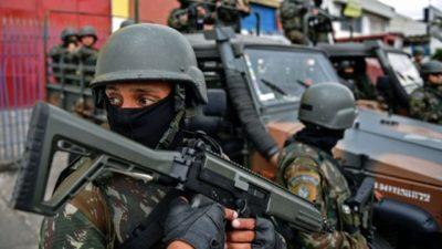 Bolsonaro exculpará a policías que por miedo o emoción violenta maten a criminales