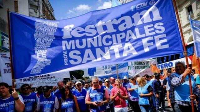 Crecen las expectativas por las paritarias municipales santafesinas