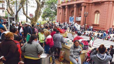 Rosario: Fuerte rechazo gremial al proyecto antipiquete del bloque Cambiemos