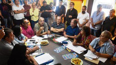 Rosario marcha hoy contra los tarifazos y el ajuste