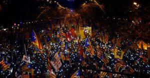 Cientos de miles gritaron ¡libertad!
