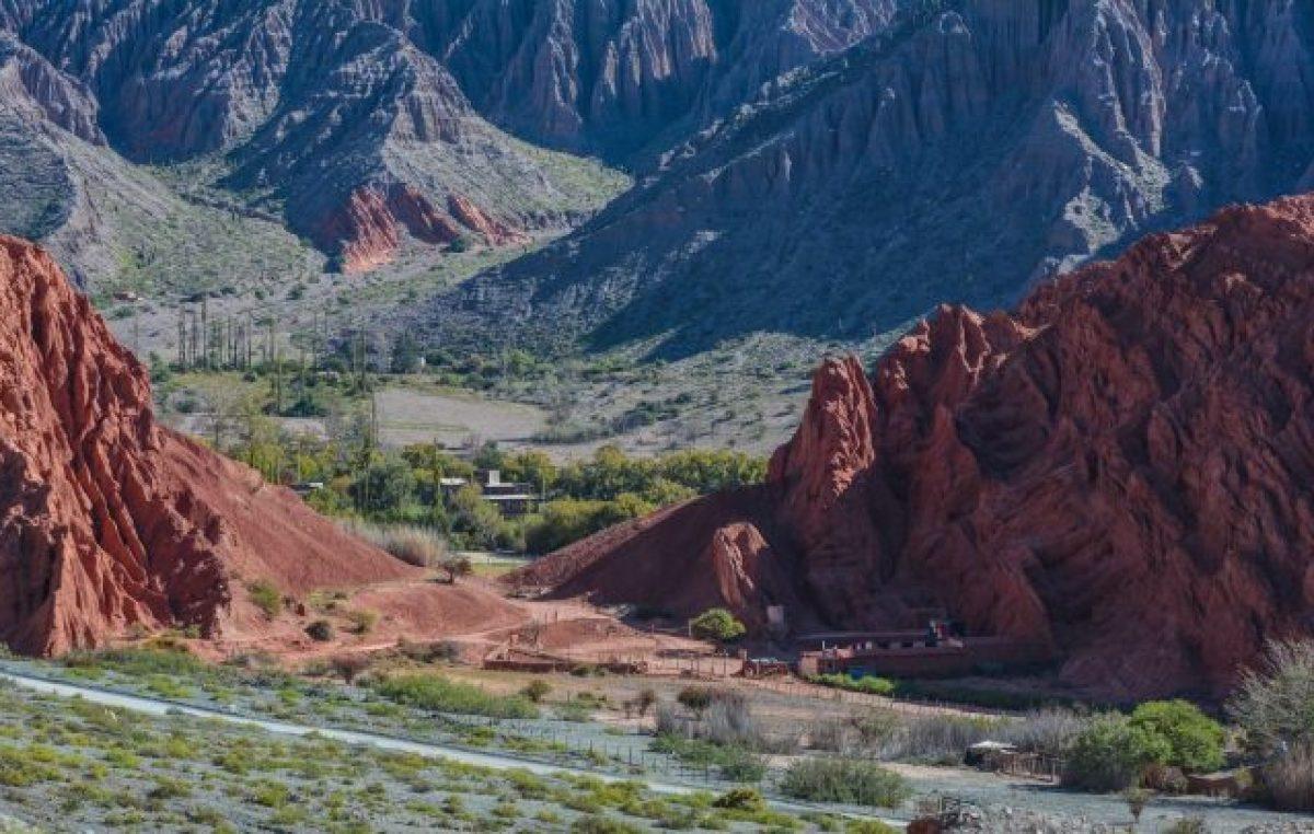 Legisladores aprobaron la expropiación del Cerro de Siete Colores y del Paseo de los Colorados