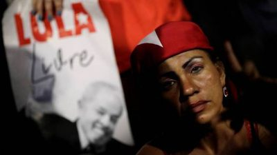 Lula cumplió 300 días de cárcel