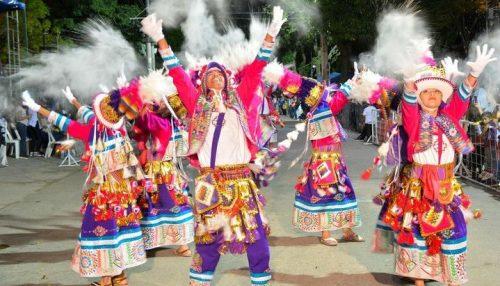 El arete y el carnaval, dos fiestas para todo el norte