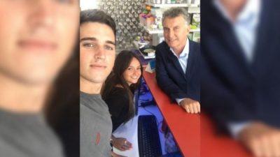 La otra cara de la visita de Macri: denuncian que en el mismo lugar hay comerciantes que no pueden afrontar los costos