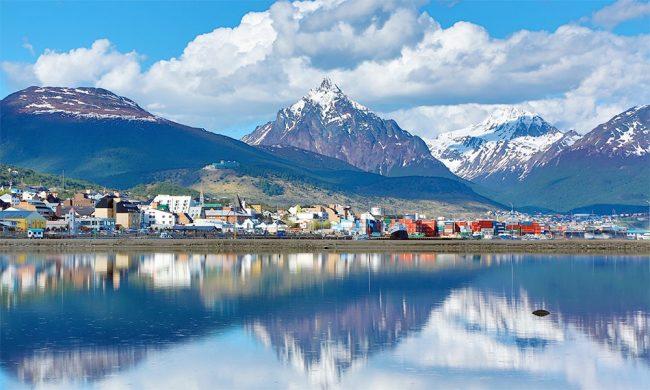 """Ushuaia dejará de ser la """"ciudad más austral del mundo"""""""